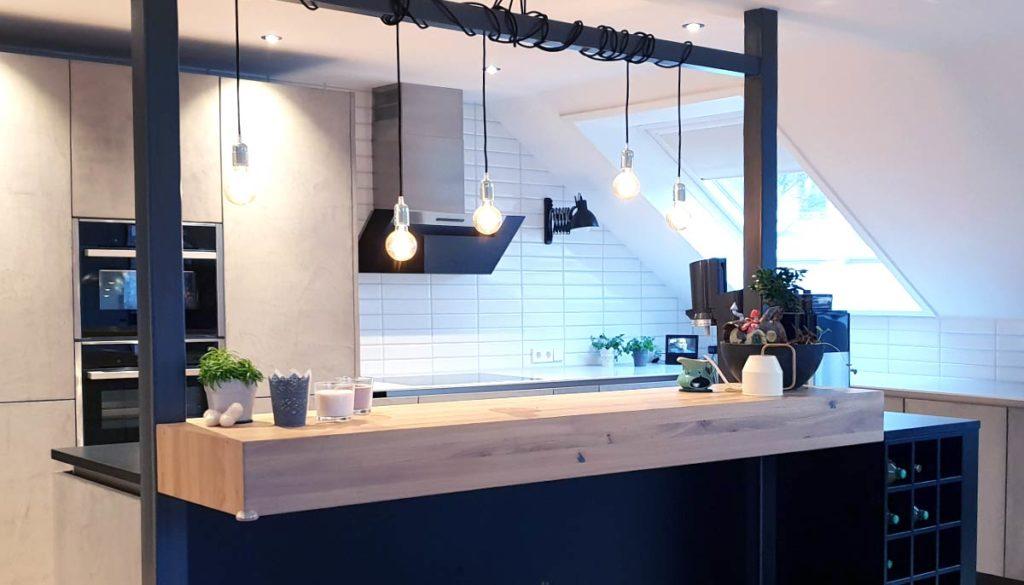 Küche, Wohnraum, Fliesen, Marcel Preuß